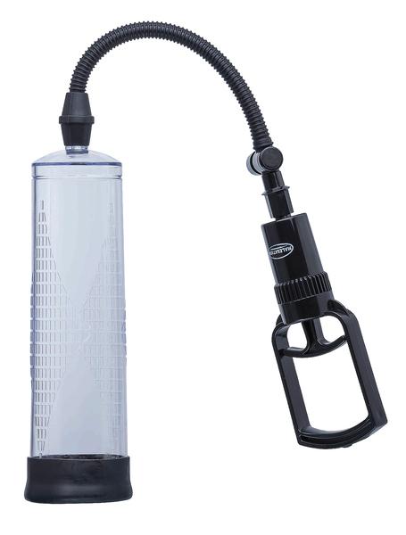 Penis Pumpe mit Handgriff