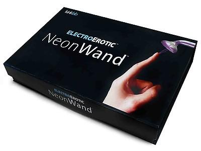 Neon Wand - Elektrosex vom Feinsten