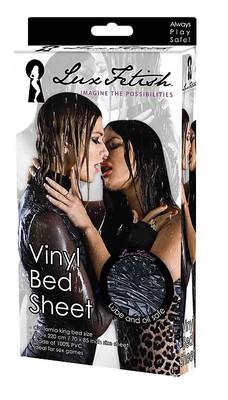 LUX FETISH Vinyl Bed Sheet