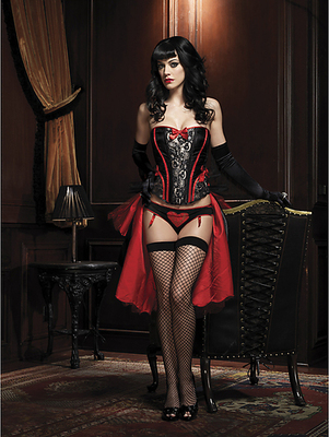 Corsage Dark Lady