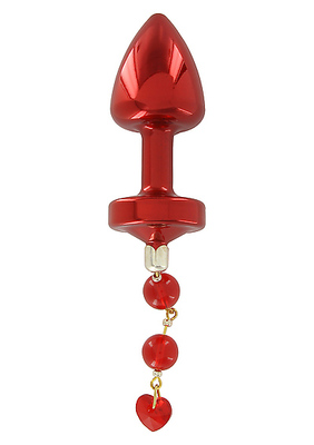 Jewell Buttplug Red T1