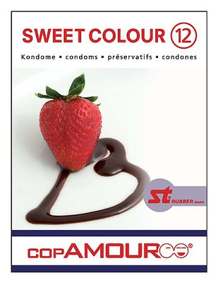 copAMOUR Sweet Colour 12 Stk.