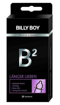 BILLY BOY B² Länger lieben 12 St. SB-Pack.