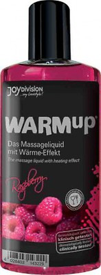 JOYDIVISION WARMup Himbeere 150ml