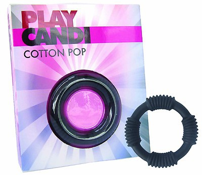PLAY CANDI Cotton Pop schwarz
