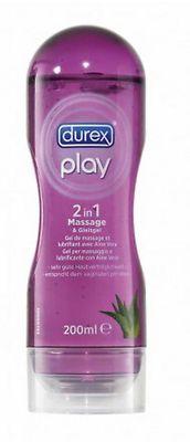 DUREX play 2 in1 Massage-Gel 200ml