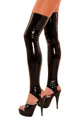 Latexleggins