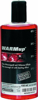 JOYDIVISION WARMup Kirsche 150ml