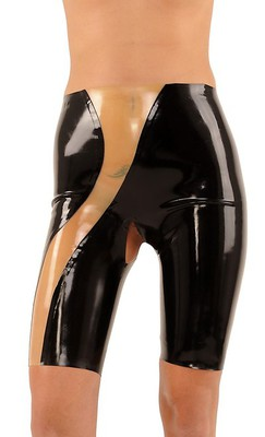 Latexshorts stylish