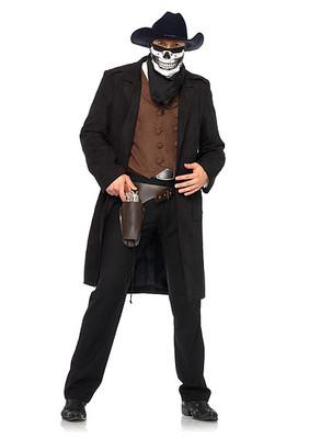 Skull Bandana Maske
