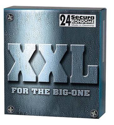 SECURA XXL 24 St.