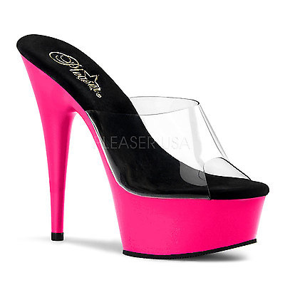 Plateau High Heels DELIGHT-601UV