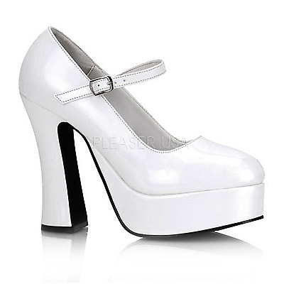 Mary Jane Retro Pumps DOLLY-50