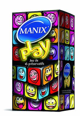 MANIX Play 16 St.