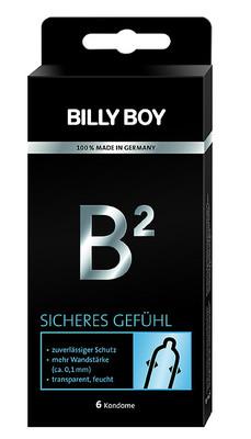 BILLY BOY B2  Sicheres Gefühl 6 St. SB-Pack.
