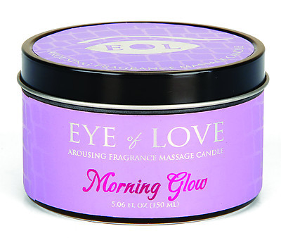 EYE OF LOVE Pheromon-Massage Kerze - Morning Glow 150ml