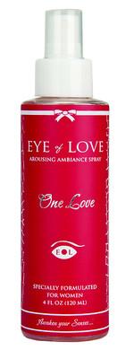 EYE OF LOVE Pheromon Ambiance Spray - One Love 120ml