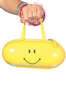Happy Pill Purse With