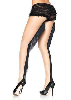 Lycra Sheer Pantyhose With Finge Backseam
