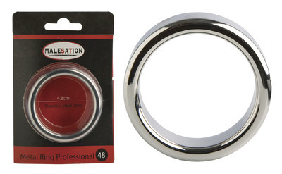 MALESATION Metal Ring Professional 48
