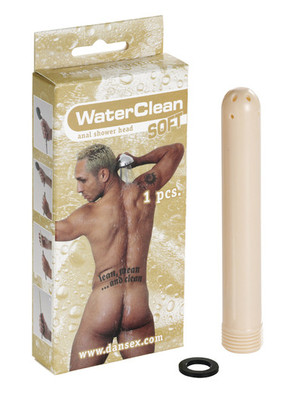 WaterClean Shower Head flesh (gay box)