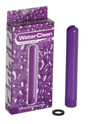 WaterClean Shower Head No Limit Power purple