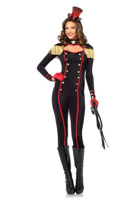 Military Keyhole Catsuit