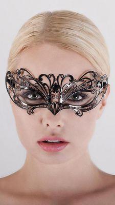 Venetianische Maske Intricate