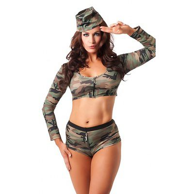 Sexy Army Uniform