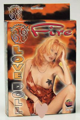Puppe Fire Love Doll