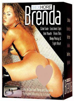 Puppe Brenda