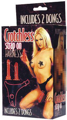 Crotchless Harness