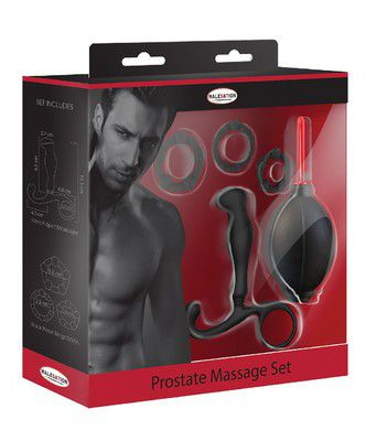 MALESATION Prostata Massage Set