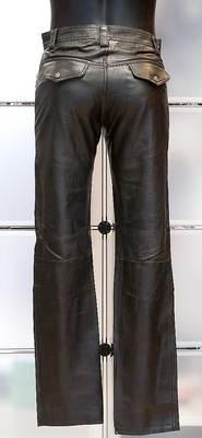 Herren - Lederhose 'Ziplounge'