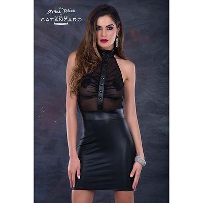 Minikleid JANE schwarz