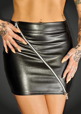 Minirock mit 2-way Zipper RULER