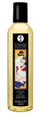 SHUNGA Massage Öl Serenity - Monoi 250ml