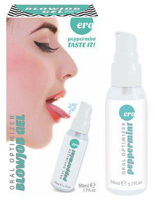 ERO by HOT Oral Optimizer Blowjob Gel Peppermint 50ml