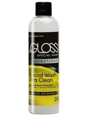 beGLOSS Special Wash Kunstleder Wetlook 250ml