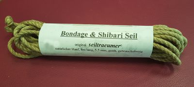 Seiltraeumer Bondage & Shibari Seil