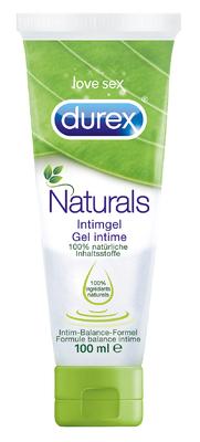 DUREX Gel Naturals 100ml