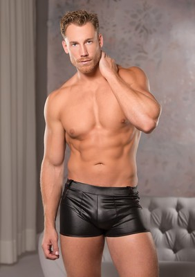 Wetlook Boxer-Shorts