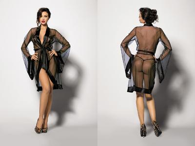 Transparent-Kimono Anthis