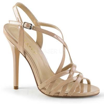 Sandalette AMUSE-13 beide mit Kreuzriemchen