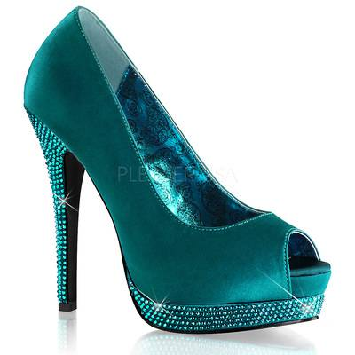Plateau High Heels BELLA-12R