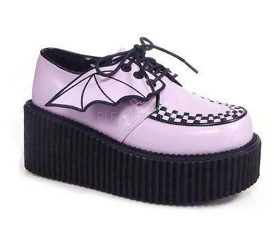 Plattform-Damen-Halbschuh CREEPER-205