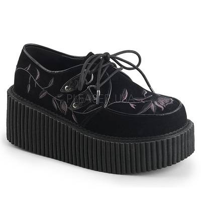 Plattform-Damen-Halbschuh CREEPER-219