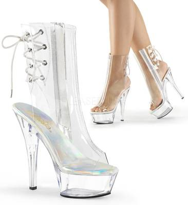 Plateau High Heels KISS-1018C