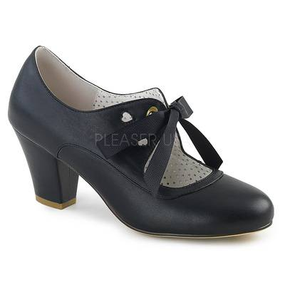 Mary Jane Retro Pumps WIGGLE-32