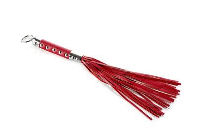 Exquisite Real Leather Whip